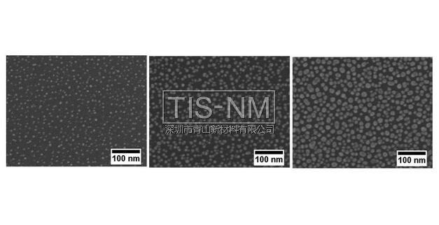 纳米材料表面原子直径越小则数量越多