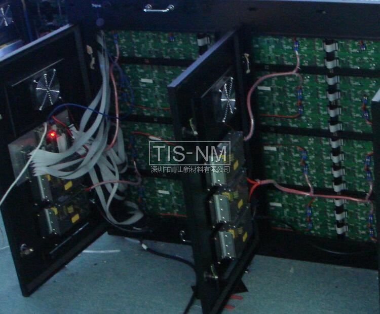 LED屏控制器、显示控制单元