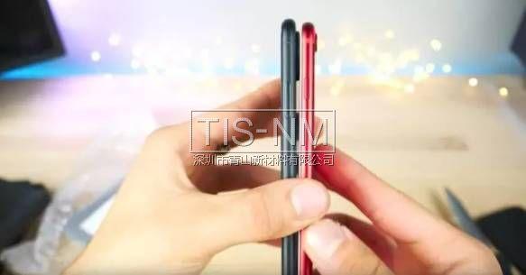 iphone 8 无边框设计