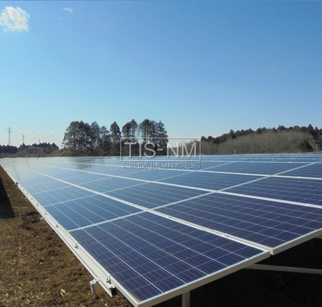 太阳能板防尘防污免清洗涂层