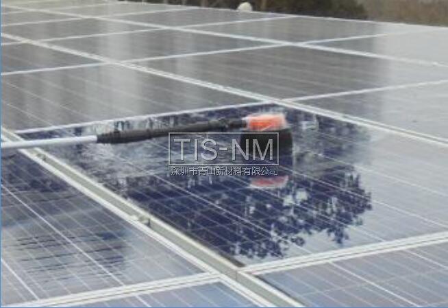 太阳能板表面清洁