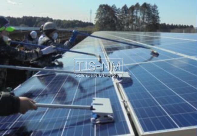 太阳能板表面清洗