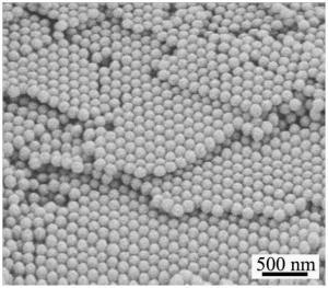 纳米材料纳米漆表面特征