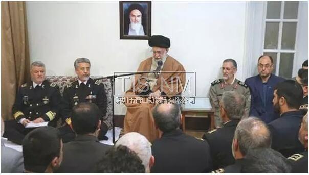 伊朗海军公布了9项装备新成就,其中包括纳米涂层