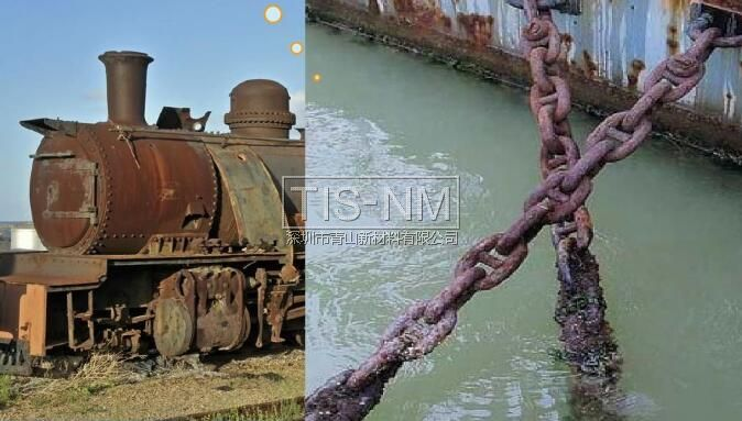 潮湿的环境可促进金属腐蚀