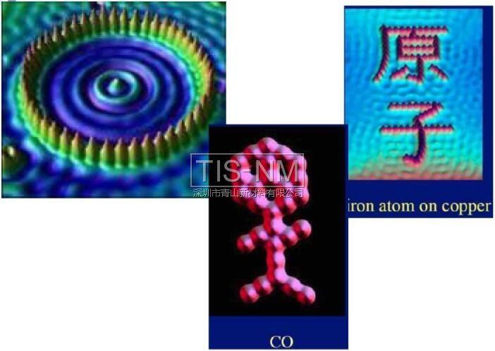 控制原子排列