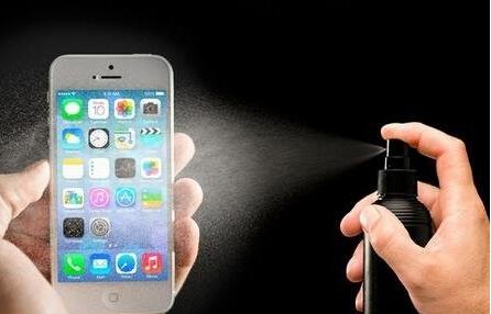 手机防水喷涂