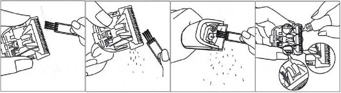 电动理发器防水防盐雾纳米涂层